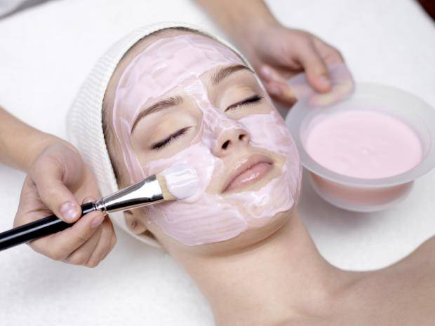 Try different masks to hydrate dry skin