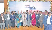 Participants of the Bashundhara Cement Technical Seminar