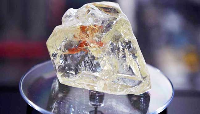 Sierra Leone's huge 'peace diamond' fetches $6.5 mn