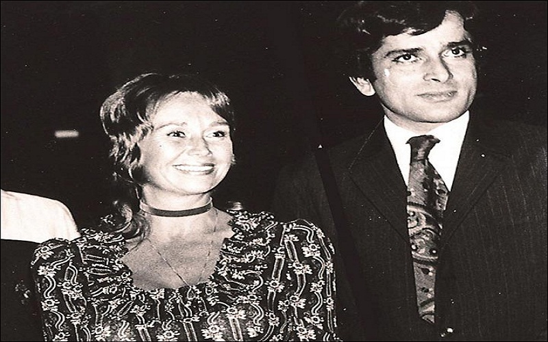 How Shashi Kapoor met his wife Jennifer Kendal the first time
