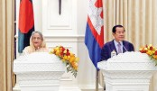 PM seeks Cambodia's support  to resolve Rohingya crisis