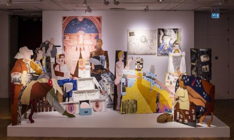 Turner Prize 2017: Lubaina Himid's win makes history