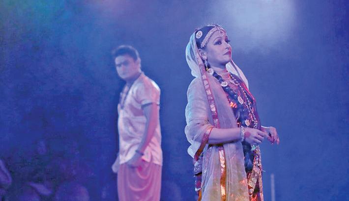 Chitrangada to be staged at Shilpakala today