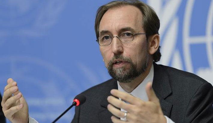 UN rights chief calls for action to stop  Rohingya abuses