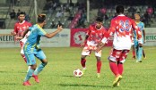 Sheikh Russel, Ctg Abahani tie 2-2
