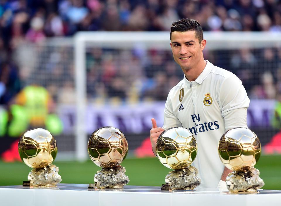 Real deal Ronaldo set for fifth Ballon d'Or