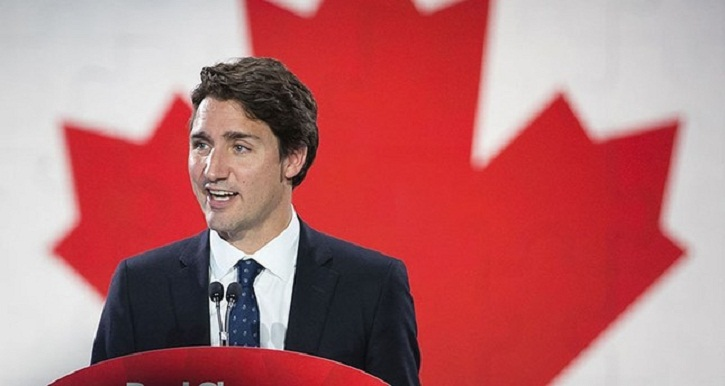 Canada embassy to remain in Tel Aviv: Trudeau