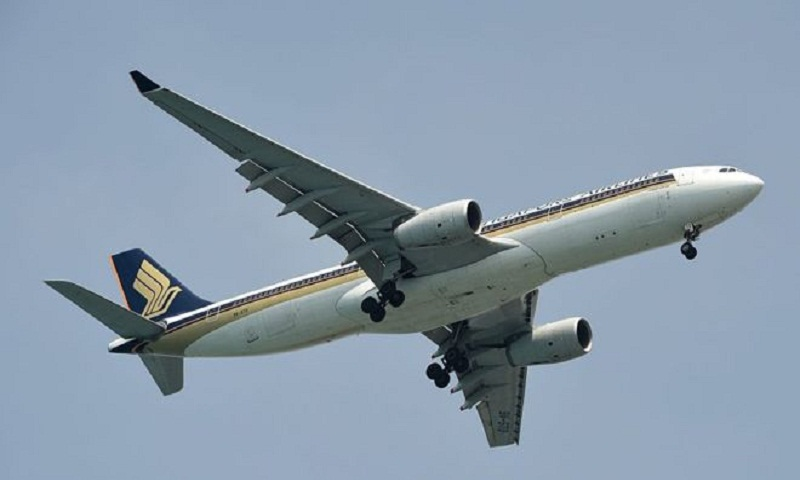Singapore Air re-routes flights after North Korea missile