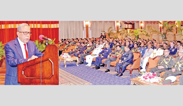 President calls for promoting social justice