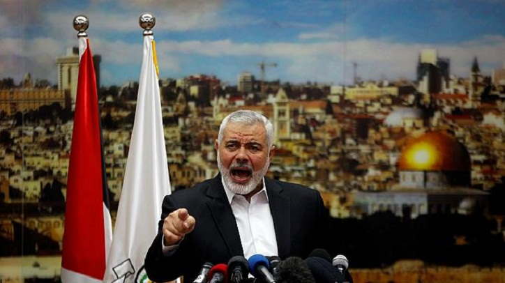 Hamas leader calls for new intifada
