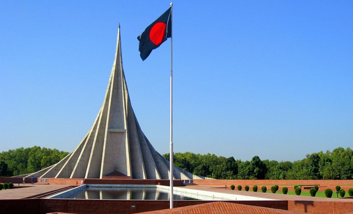 National Memorial to remain closed from 13-15 Dec