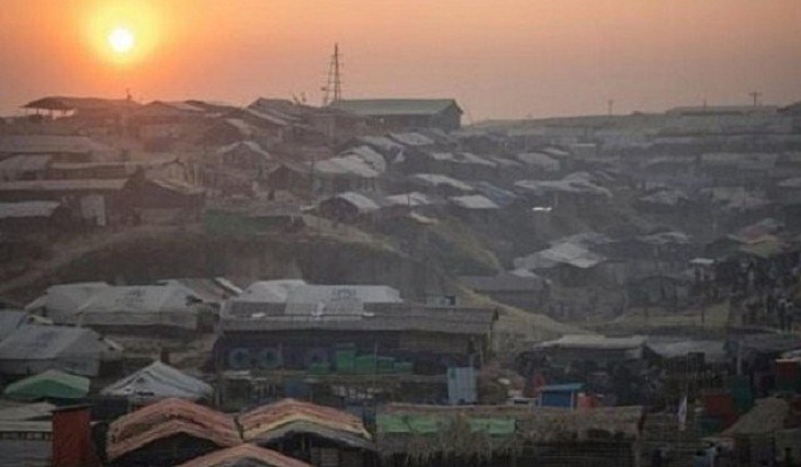 Rohingya crisis a 'grave security risk'