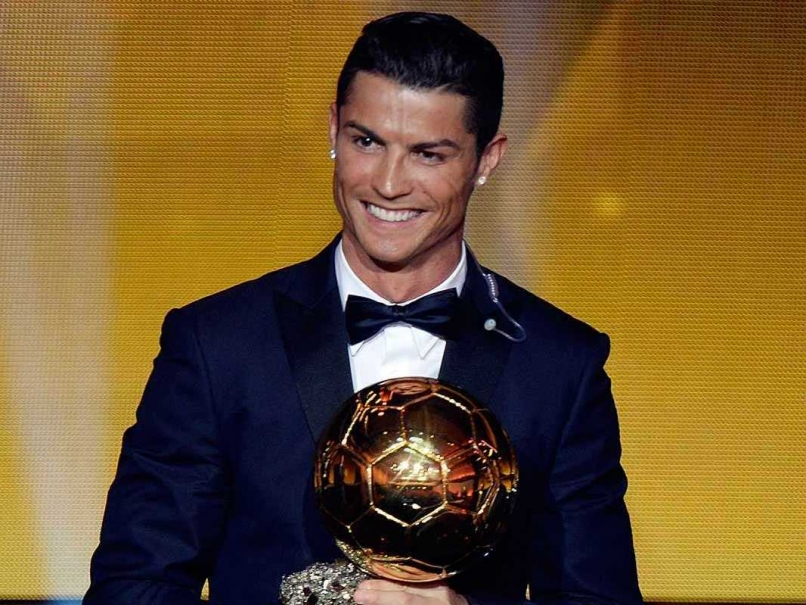 Real Madrid superstar Ronaldo set for fifth Ballon d'Or