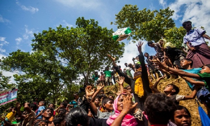 No Rohingya should be forced to move: UN