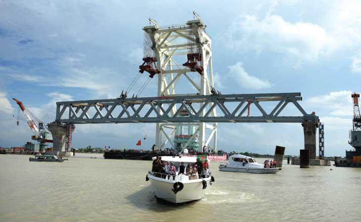 Padma Bridge site draws huge tourists