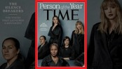 Time magazine names sexual abuse 'Silence Breakers' as Person of the Year