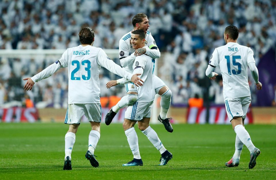 Ronaldo breaks new ground as Madrid edge out Dormund