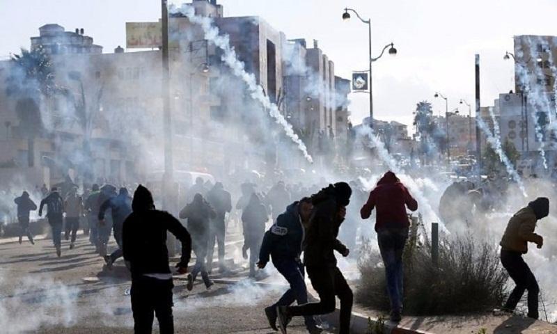 Trump's Jerusalem move: Anger in Ramallah and Israeli delight