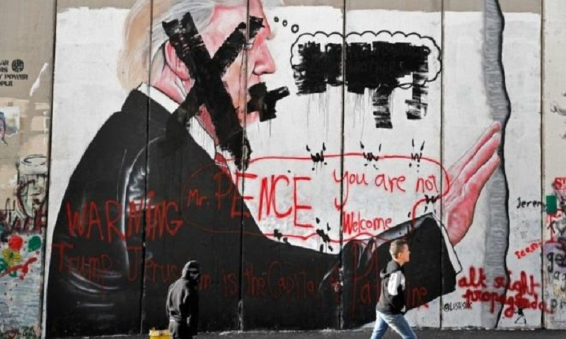 Trump's Jerusalem move: US warns against scrapping Abbas talks