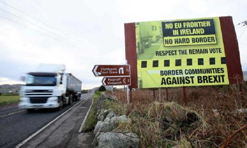 Irish border: New draft Brexit plan could break deadlock