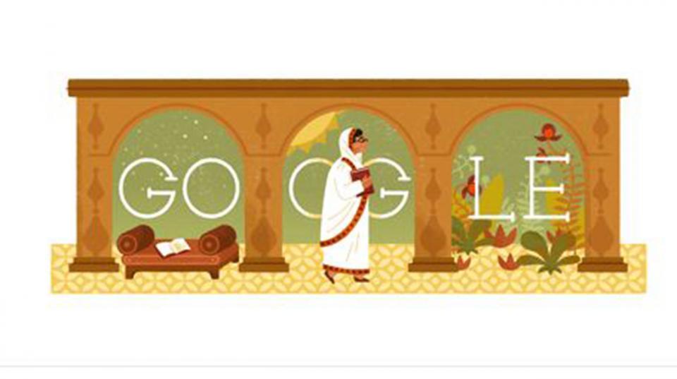 Google honours Begum Rokeya in Doodle