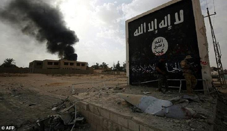 Iraq says 10 IS members killed in tunnel near Kirkuk