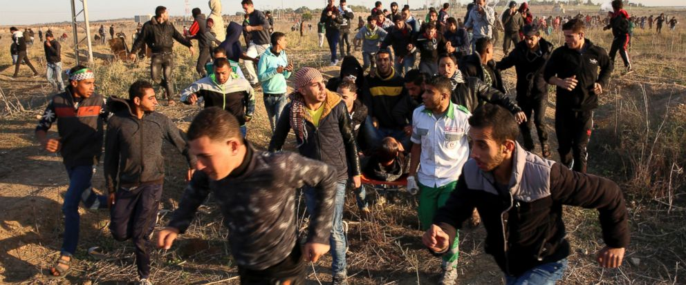 Israeli strikes kill 2 Hamas men after Gaza rocket attack