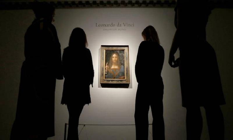 Abu Dhabi to acquire Leonardo da Vinci's 'Salvator Mundi'- Christie's