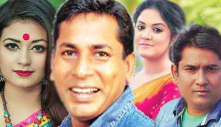 Sukno Patar Nupur, a new drama serial