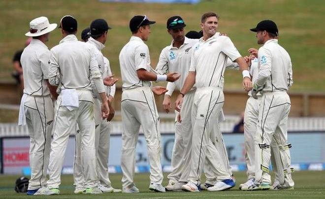 Southee, Boult dominate for New Zealand as West Indies stutter