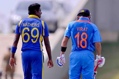 Sri Lanka beat India by 7 wickets in first ODI