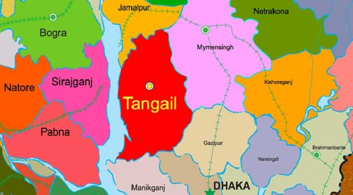 3 killed in Tangail road crash