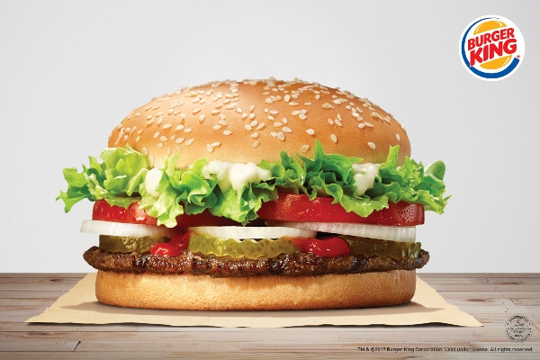 BURGER KINGTMRestaurant celebrates One Year of Serving the Iconic Whopper®