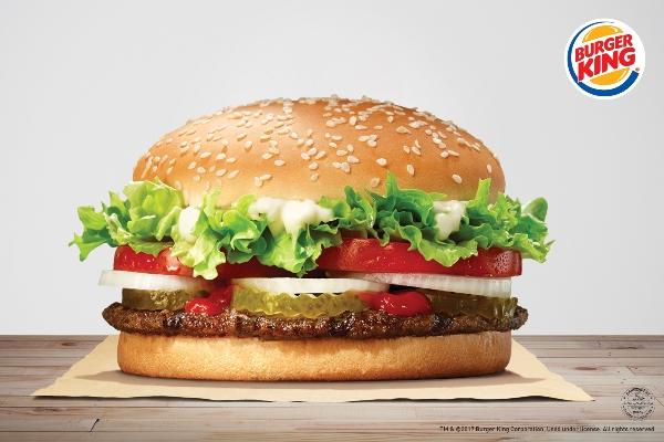 BURGER KINGTMRestaurant celebrates One Year of Serving the Iconic Whopper®