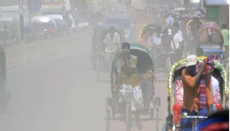 Bangladesh loses 1 percent GDP for air pollution: World Bank study