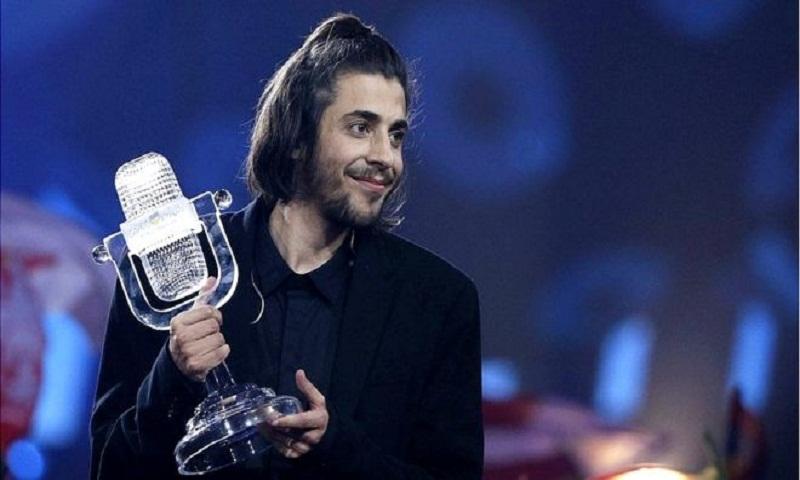 Portugal's Eurovision winner Salvador Sobral has heart transplant