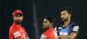 BPL second qualifier match between Rangpur and Comilla will resume Monday