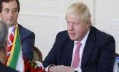 Boris Johnson to meet Iranian president on second day of talks