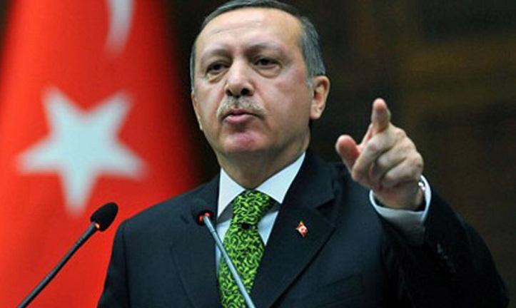 Erdogan steps up attacks on 'state of occupation' Israel