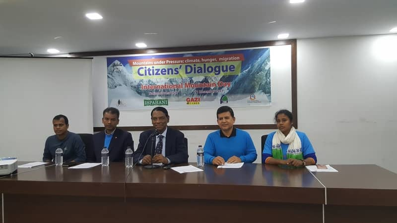 Citizens' dialogue calls for protection of mountains
