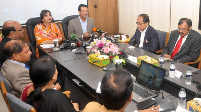 ICT launches new mobile banking service 'Daak Taka'