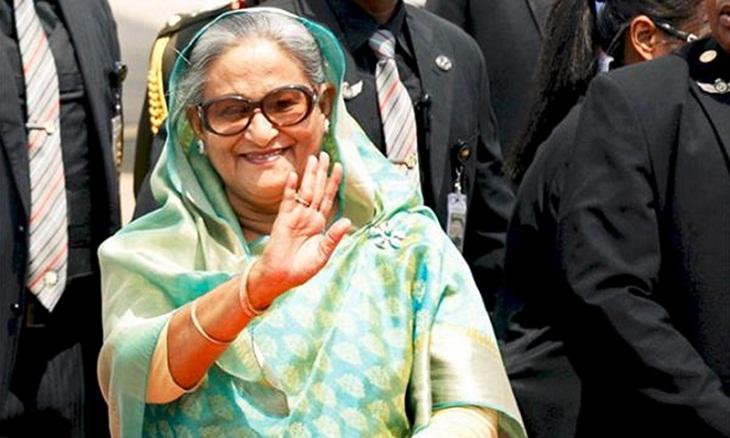 Prime Minister Sheikh Hasina reaches Dubai