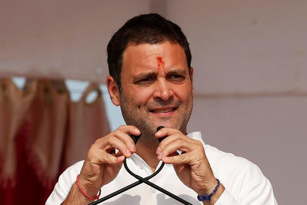 Rahul Gandhi elected Congress President unopposed
