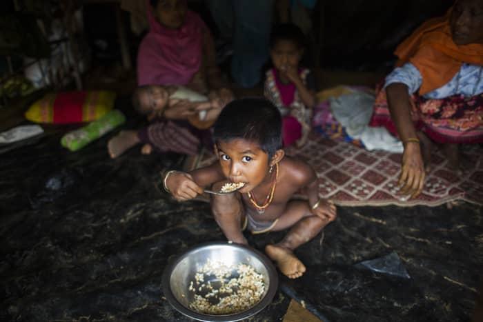UNICEF gets $7.5m USAID fund to fight Rohingya malnutrition