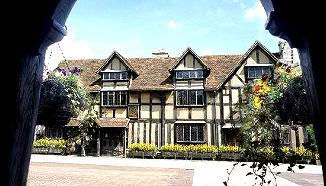 China to recreate Shakespeare's birthplace of Stratford-upon-Avon