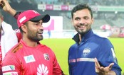 BPL second qualifier match between Rangpur Riders and Comilla Victorians resumes