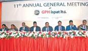 GPH Ispat announces 10pc dividend