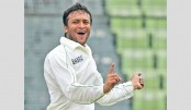 Shakib appointed Test captain