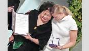 ICAN receives Nobel Prize as N Korea crisis escalates