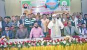 Bogra district Awami League president Momtaz Uddin
